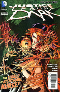 Cover Thumbnail for Justice League Dark (DC, 2011 series) #31