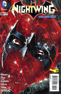Cover Thumbnail for Nightwing (DC, 2011 series) #30 [Direct Sales]