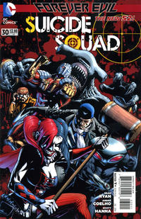 Cover Thumbnail for Suicide Squad (DC, 2011 series) #30