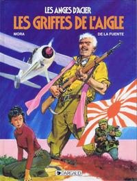 Cover Thumbnail for Les anges d'acier (Dargaud éditions, 1984 series) #4 - Les griffes de l'aigle
