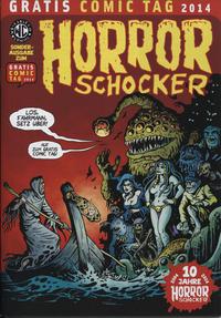 Cover Thumbnail for Horrorschocker Gratis Comic Tag (Weissblech Comics, 2010 series) #2014