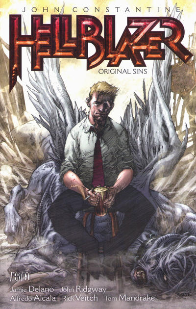 Cover for John Constantine, Hellblazer (DC, 2011 series) #1 - Original Sins
