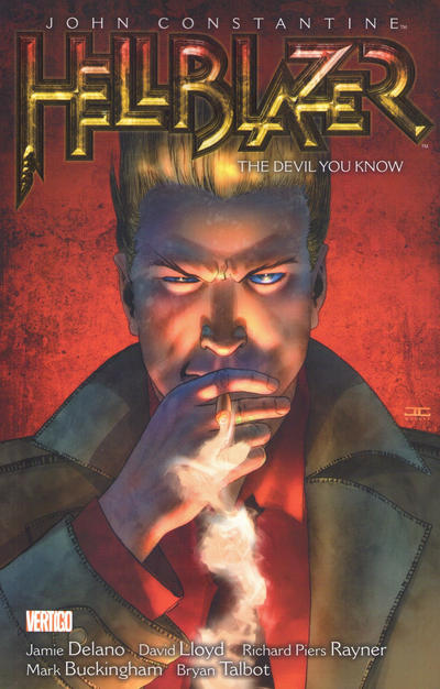 Cover for John Constantine, Hellblazer (DC, 2011 series) #2 - The Devil You Know