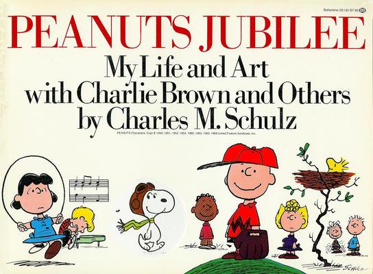 Cover for Peanuts Jubilee (Ballantine Books, 1976 series) #25132