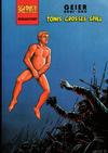 Cover for Schwermetall präsentiert (Kunst der Comics / Alpha, 1986 series) #35 - Tonis großes Spiel