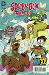 Cover for Scooby-Doo Team-Up (DC, 2014 series) #4 [Direct Sales]