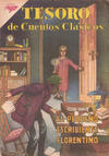 Cover for Tesoro de Cuentos Clásicos (Editorial Novaro, 1957 series) #22