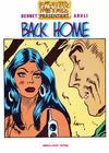 Cover for Schwermetall präsentiert (Kunst der Comics / Alpha, 1986 series) #21 - Back Home