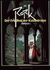 Cover for Schwermetall präsentiert (Kunst der Comics / Alpha, 1986 series) #38 - Rork 3 - Der Friedhof der Kathedralen