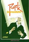 Cover for Schwermetall präsentiert (Kunst der Comics / Alpha, 1986 series) #47 - Rork 4 - Sternenlicht