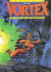 Cover for Schwermetall präsentiert (Kunst der Comics / Alpha, 1986 series) #83 - Vortex 1/B - Tess Wood, Gefangene der Zukunft