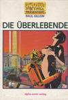 Cover for Schwermetall präsentiert (Kunst der Comics / Alpha, 1986 series) #19 - Die Überlebende