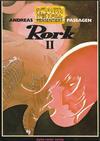 Cover for Schwermetall präsentiert (Kunst der Comics / Alpha, 1986 series) #26 - Rork 2 - Passagen