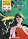 Cover for Schwermetall präsentiert (Kunst der Comics / Alpha, 1986 series) #32 - Die Überlebende 3 - Die Vergeltung