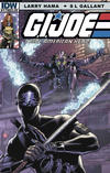 Cover for G.I. Joe: A Real American Hero (IDW, 2010 series) #178 [Cover A]