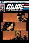Cover for G.I. Joe: A Real American Hero (IDW, 2010 series) #176 [Cover A]
