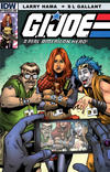 Cover for G.I. Joe: A Real American Hero (IDW, 2010 series) #180 [Cover B]