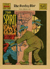 Cover Thumbnail for The Spirit (1940 series) #2/9/1941 [Washington DC Star edition]