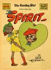 Cover Thumbnail for The Spirit (1940 series) #4/6/1941 [Washington DC Star edition]
