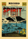 Cover Thumbnail for The Spirit (1940 series) #3/9/1941 [Philadelphia Record edition]