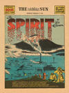 Cover Thumbnail for The Spirit (1940 series) #3/9/1941 [Baltimore Sun edition]