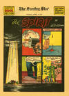 Cover Thumbnail for The Spirit (1940 series) #4/13/1941 [Washington DC Star edition]