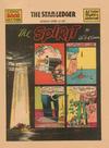 Cover Thumbnail for The Spirit (1940 series) #4/13/1941 [Newark NJ Star Ledger edition]