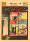 Cover Thumbnail for The Spirit (1940 series) #4/13/1941 [Baltimore Sun edition]