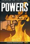 Cover for 100% Cult Comics. Powers (Panini España, 2009 series) #3