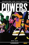 Cover for 100% Cult Comics. Powers (Panini España, 2009 series) #4