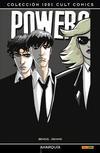 Cover for 100% Cult Comics. Powers (Panini España, 2009 series) #5