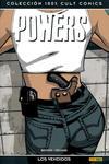 Cover for 100% Cult Comics. Powers (Panini España, 2009 series) #6