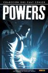 Cover for 100% Cult Comics. Powers (Panini España, 2009 series) #12