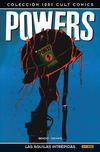 Cover for 100% Cult Comics. Powers (Panini España, 2009 series) #13