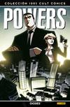 Cover for 100% Cult Comics. Powers (Panini España, 2009 series) #14