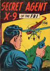 Cover for Secret Agent X9 (Yaffa / Page, 1963 series) #27