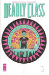 Cover for Deadly Class (Image, 2014 series) #5