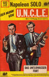 Cover for Napoleon Solo - Der Mann von U.N.C.L.E. (Semic, 1967 series) #5