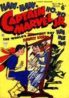 Cover for Captain Marvel Jr. (L. Miller & Son, 1953 series) #4