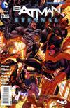 Cover for Batman Eternal (DC, 2014 series) #9