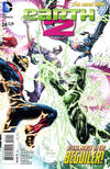 Cover for Earth 2 (DC, 2012 series) #24 [Direct Sales]