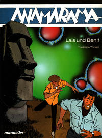 Cover Thumbnail for Lais und Ben (Carlsen Comics [DE], 1990 series) #1 - Anamarama