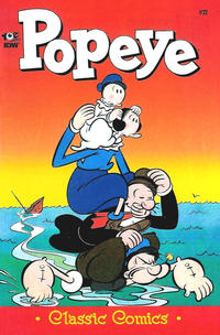 Cover Thumbnail for Classic Popeye (IDW, 2012 series) #22
