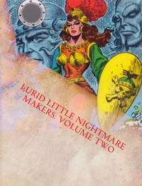 Cover Thumbnail for Lurid Little Nightmare Makers (Boardman Books, 2014 series) #2