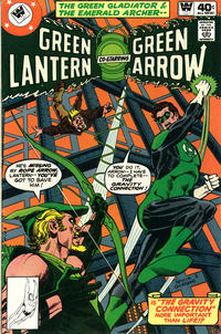 Cover for Green Lantern (DC, 1976 series) #119