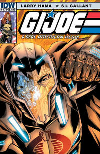 Cover Thumbnail for G.I. Joe: A Real American Hero (IDW, 2010 series) #179 [Cover A]