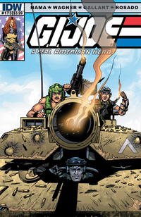 Cover Thumbnail for G.I. Joe: A Real American Hero (IDW, 2010 series) #173