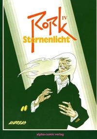 Cover Thumbnail for Schwermetall präsentiert (Kunst der Comics / Alpha, 1986 series) #47 - Rork 4 - Sternenlicht