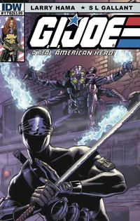 Cover Thumbnail for G.I. Joe: A Real American Hero (IDW, 2010 series) #178 [Cover A]