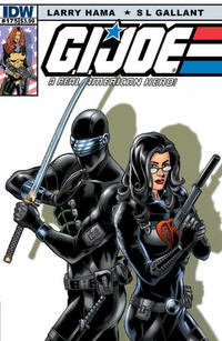 Cover Thumbnail for G.I. Joe: A Real American Hero (IDW, 2010 series) #175